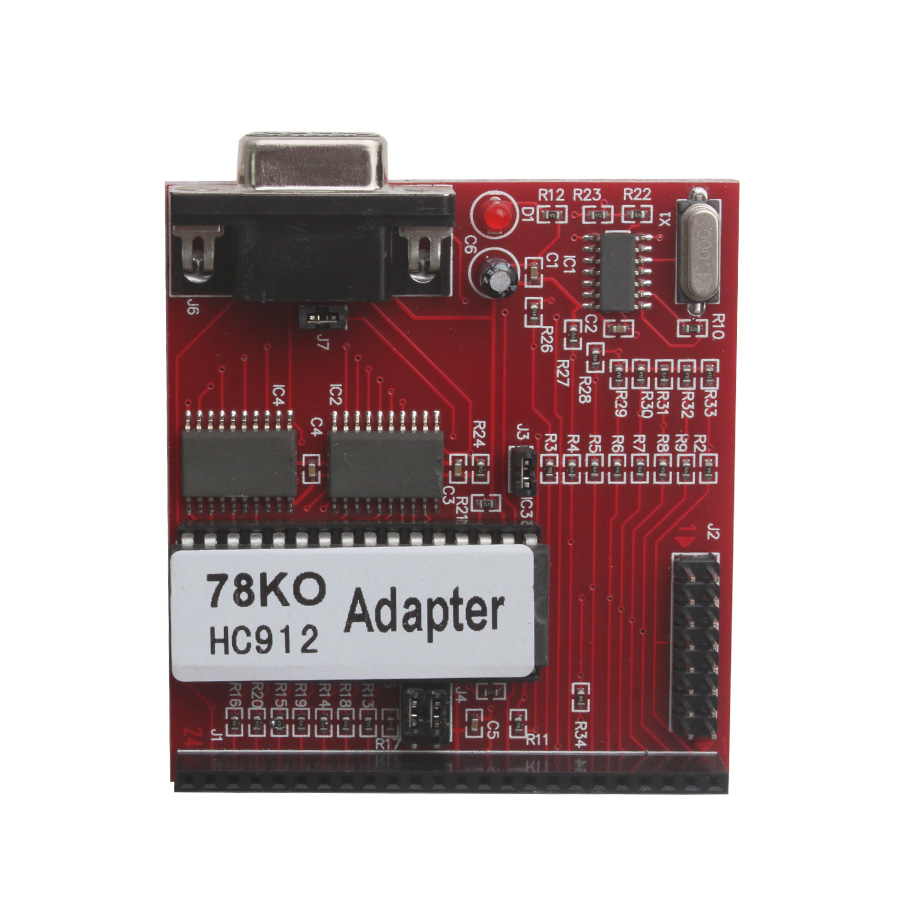 78K0/HC912 Adapter for UUSP